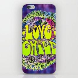 Love Child iPhone Skin