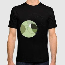 Elegant Circular Geometry T-shirt