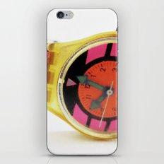 Swatch iPhone & iPod Skin