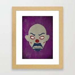 Jkr Framed Art Print