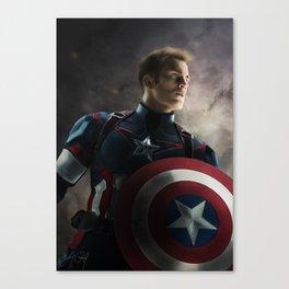 CaptainAmerica Canvas Print