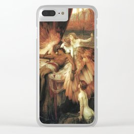 Mourning for Icarus - Draper Herbert James Clear iPhone Case