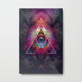 A_ Metal Print