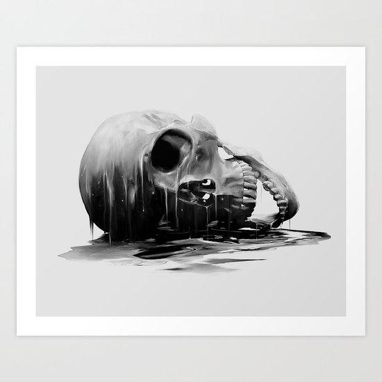 Hereafter Art Print