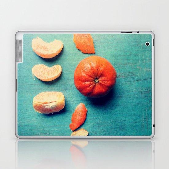 Orange Wedge Laptop & iPad Skin
