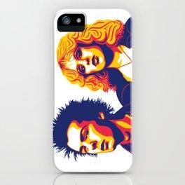 Sid & Nancy iPhone Case