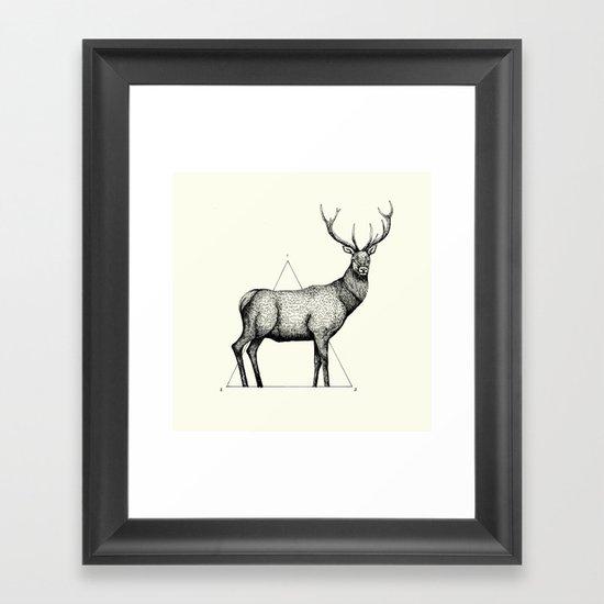 'Wildlife Analysis II' Framed Art Print