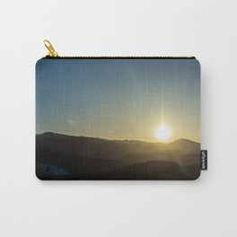 Aspen Sunset Carry-All Pouch