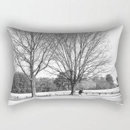 Photographer Photo Rectangular Pillow