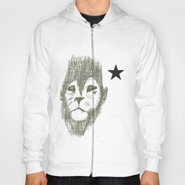 Punkster Lion *remade for tshirts* Hoody