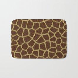 Animal Patterns - Giraffe Bath Mat
