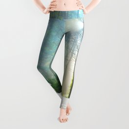 Forest Run Leggings