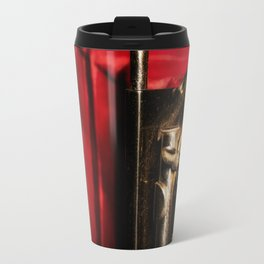 Scarlet a vintage Kodak folding camera retro art Travel Mug