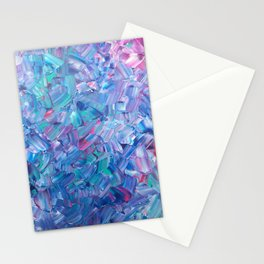 Color Explosion Morning Glory Stationery Cards