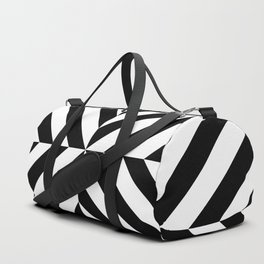 Chevronish Duffle Bag