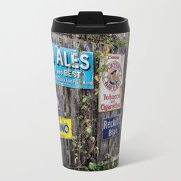 Vintage Signs Travel Mug
