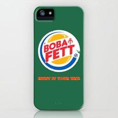 Brand Wars: Boba Fett iPhone (5, 5s) Slim Case