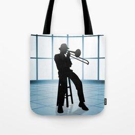 Cool Jazz 1 Tote Bag