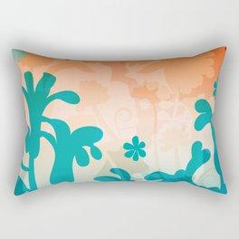 Breezy Bracken Rectangular Pillow