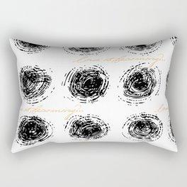 Love Is Becoming 01 Rectangular Pillow