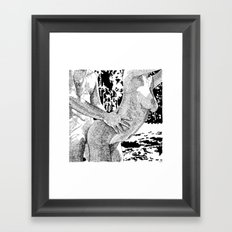 Let's Dance Framed Art Print
