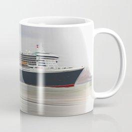 Queen Mary 2 Coffee Mug