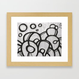 v36 Framed Art Print