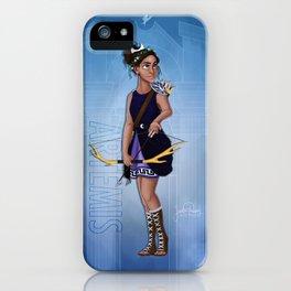 Greek Goddesses - Artemis iPhone Case