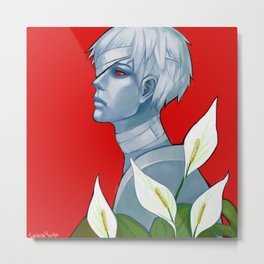 You are Haise Metal Print