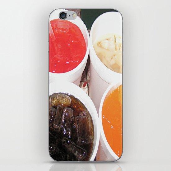 Soda Fountain iPhone & iPod Skin