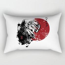 Berserk Guts Rectangular Pillow