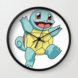 Squirtle Wall Clock