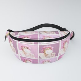 Frenchie Fanny Pack