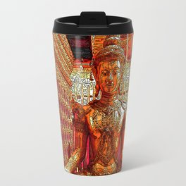 Looking For Buddha 33f Travel Mug