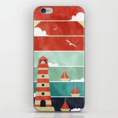Coming Home. iPhone & iPod Skin