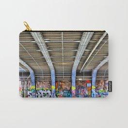 Graffitti Augarten Bridge Vienna Carry-All Pouch