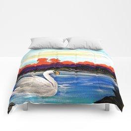 Swan Life Comforters