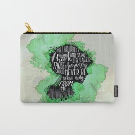 New World Rising - A Book Carry-All Pouch