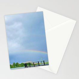 Double Rainbow 2 Stationery Cards