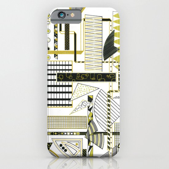 Lill Bit of Gold iPhone & iPod Case