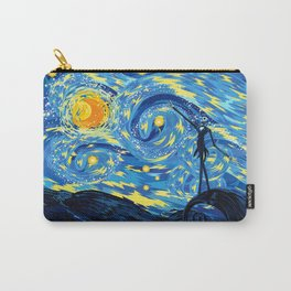 Jack Starry night iPhone 4 5 6 7 8, pillow case, mugs and tshirt Carry-All Pouch