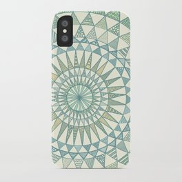 Doily iPhone Case