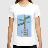 springsteen T-shirts featuring Springstreets by NickoSuave