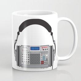 Executive Groove Sampler-Head [ MPC Only ] Coffee Mug