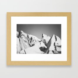 Ice, Ice, Iceland - Landscape and Nature Photography Framed Art Print
