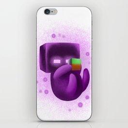 Baby Enderman #2 iPhone Skin