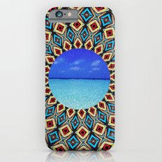 mandala sea iPhone 6s Slim Case