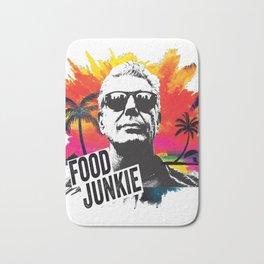 Food Junkie Bath Mat