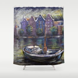 Holland Shower Curtain