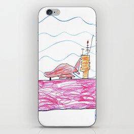 Aircraft Carrier iPhone Skin